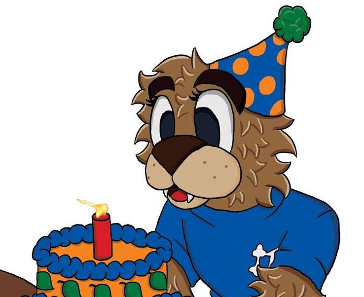 Sandy's 1st Birthday