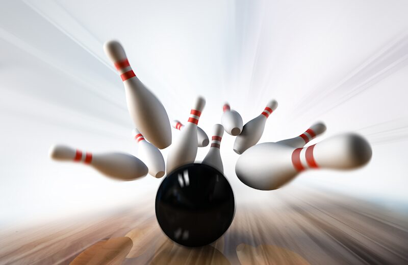 Scotch Doubles Bowling