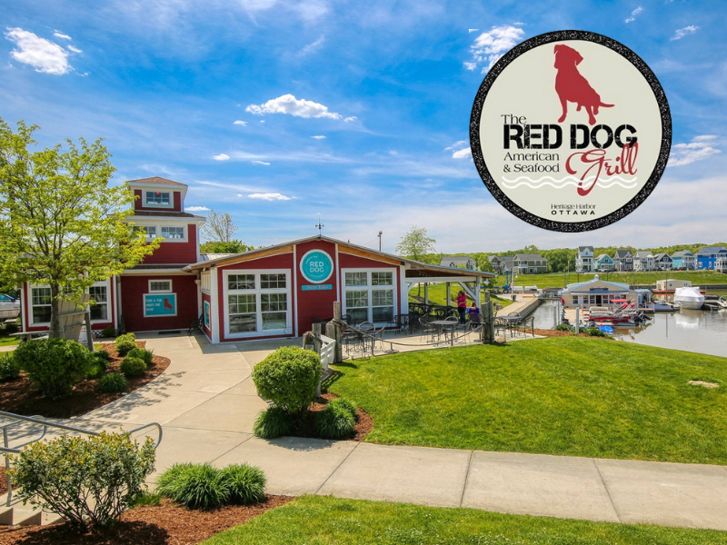 Lunch Bunch Red Dog Grill